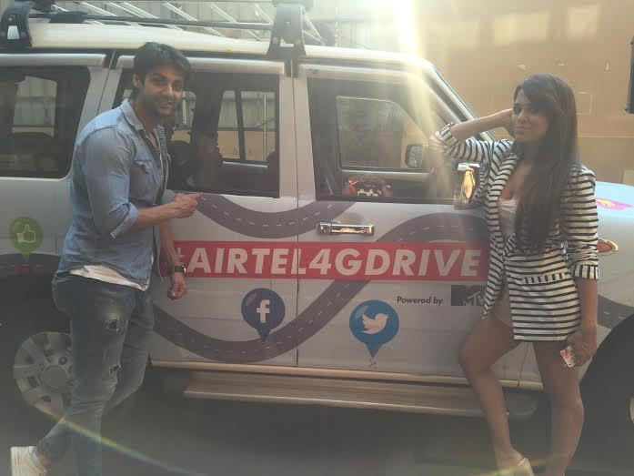 Airtel 'Social Car' comes to Hyderabad