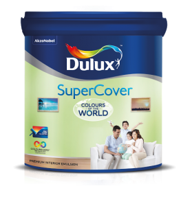 Dulux SuperCover – Colours of the World