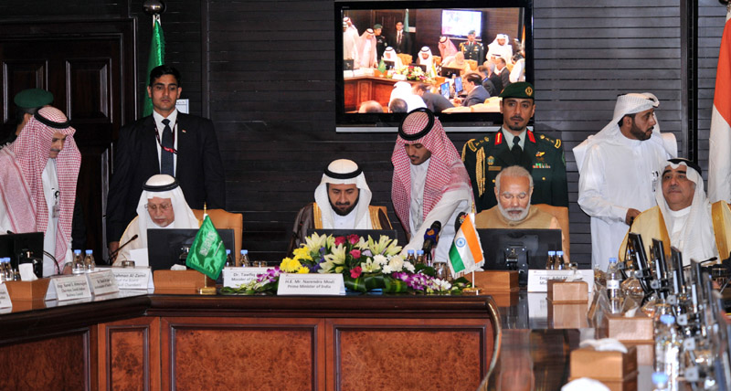 PM's roundtable interaction with Saudi Business Leaders