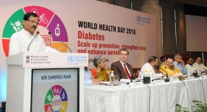 world health day - India news - Health Minister