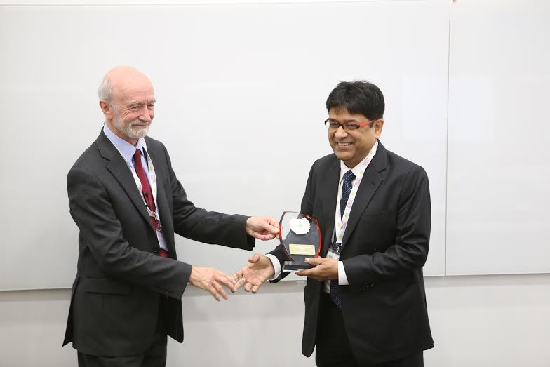 IIT Delhi Professor Awarded by Loughborough University in London