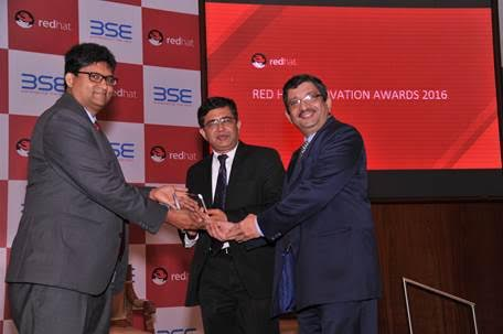 BSE wins 10th Annual Red Hat Innovation Award