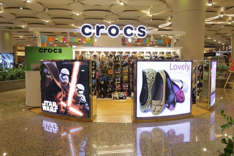 Crocs - business news Bengaluru