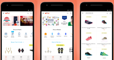 Paytm E-Commerce launches new online marketplace app – Paytm Mall