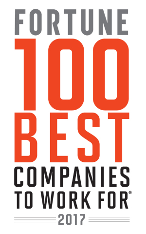 Hilton Named to 2017 Fortune 100 Best Companies to Work For List
