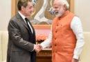 Mr. Nicolas Sarkozy, former President of France, meets PM