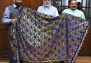 PM hands over chaadar to be offered at Dargah of Khwaja Moinuddin Chishti