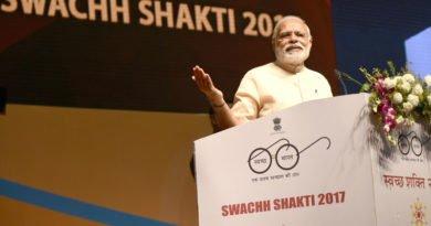 women Sarpanches prime minister modi