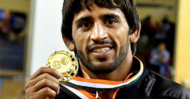 Prime Minister, Shri Narendra Modi has congratulated Shri Bajrang Punia for securing the Gold in Asian Wrestling Championship.
