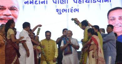 Narendra Modi in Kutch