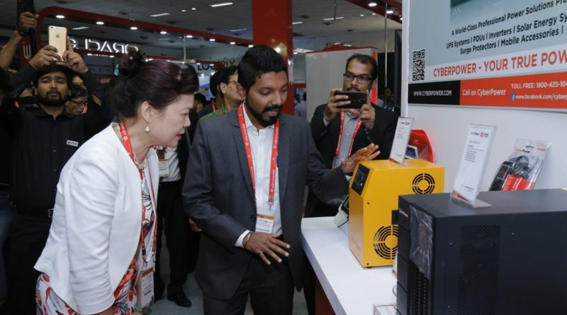 Taiwan participates 3rd Smart Cities India 2017 Expo