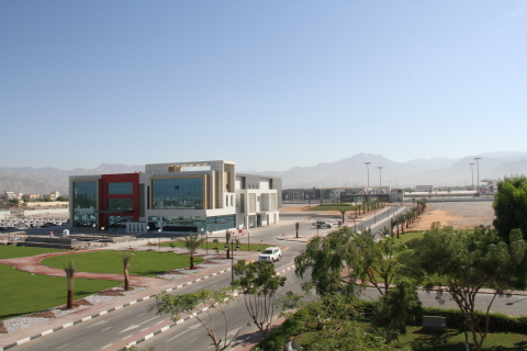 The American University of Ras Al Khaimah campus