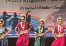 Nrityanjali – A School of Odissi celebrated at Nrityangana Festival