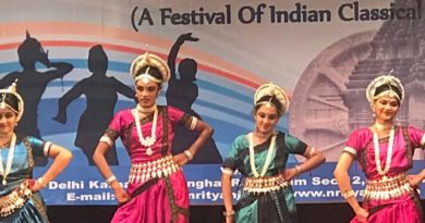 odissi in new delhi
