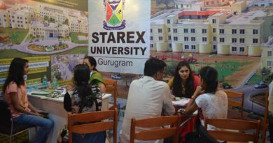 starex university vacancies