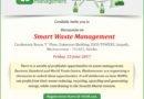 WTC Bhubaneswar to organize Smart Waste Management Session
