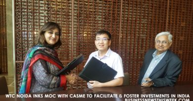 WTC Noida inks MoC with CASME