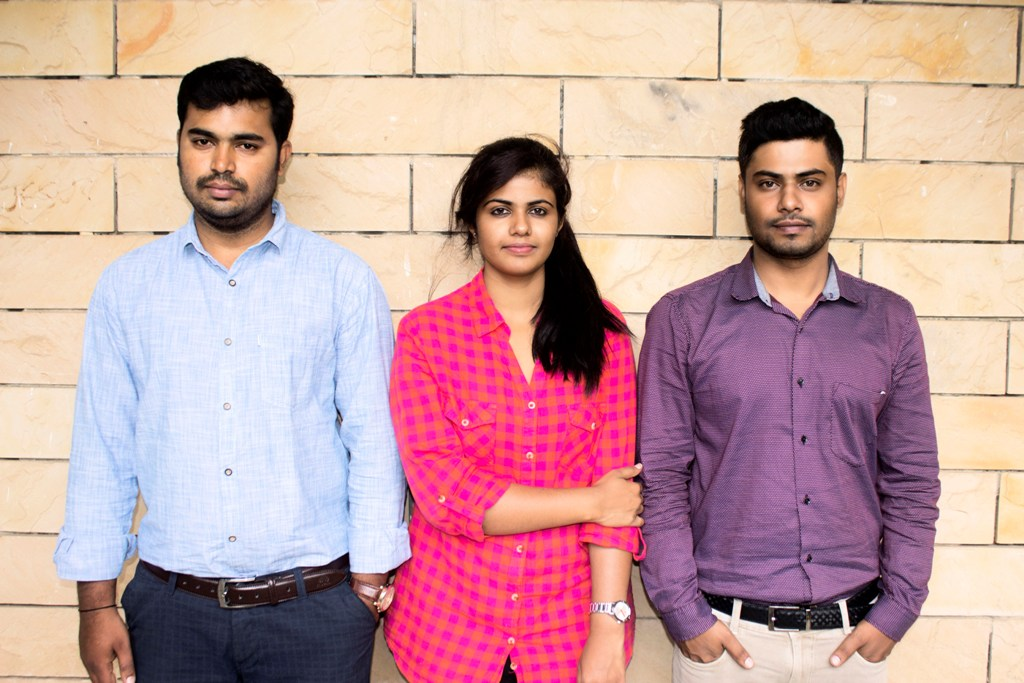 Rentprop4u_Group_Team (from left to right) Nagaraju M, CEO_ Asha M, Managing Director_ and Ravi M, Managing Director )