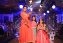 Kids from Smile Foundation hit the ramp to spread the smile