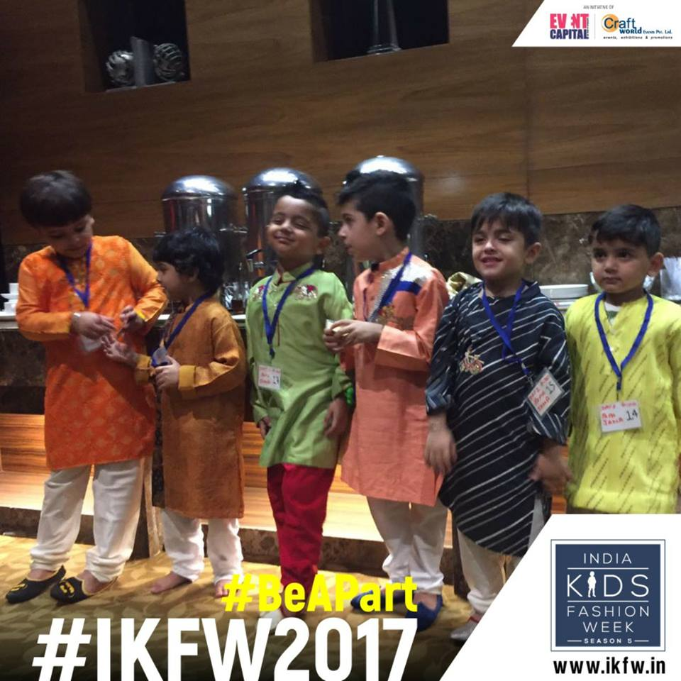 India Kids Fashion Week