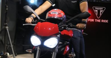 MD Vimal Sumbly Triumph Motorcycles India in Odisha, Bhubaneswar