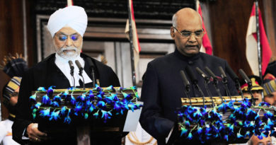 Shri Ram Nath Kovind - President of India