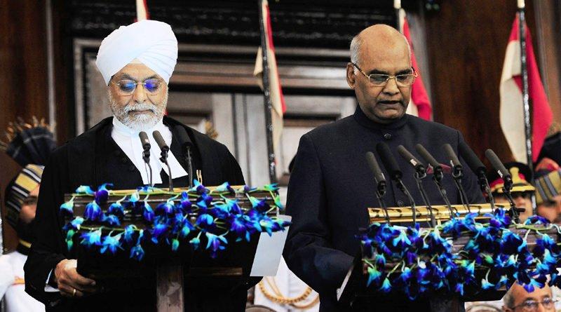 Shri Ram Nath Kovind - President of India