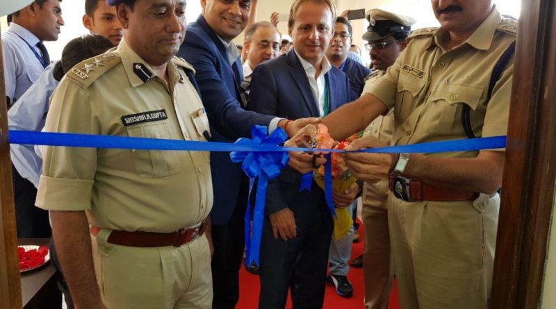 FitToFly gym inauguration by Mr. Hemant Nimbalkar, Additional Commissioner of Police, Bengaluru