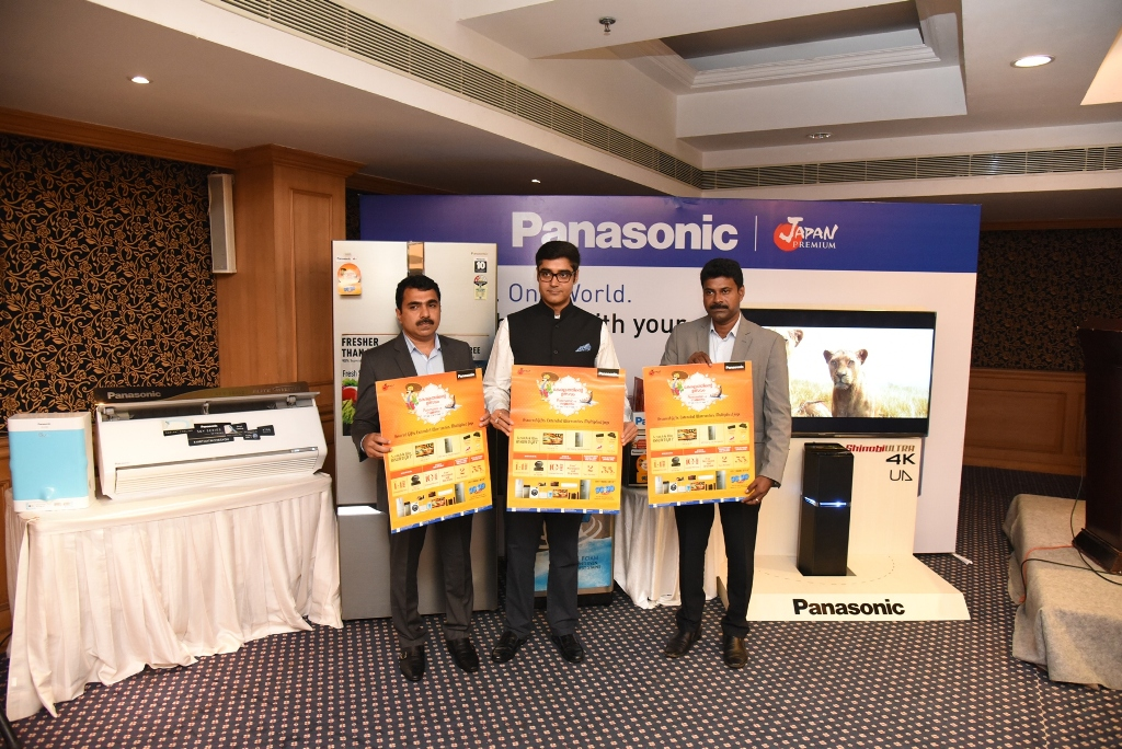 Panasonic announces Onam Festive Offers