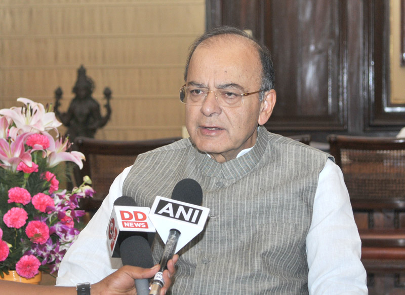 The seventeenth Meeting of the Financial Stability and Development Council, FSDC, New Delhi, the Union Minister of Finance, Shri Arun Jaitley,
