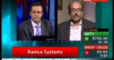 ramco systems share price