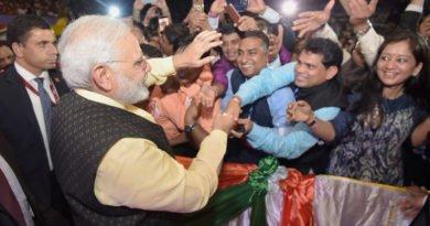 PM Modi addresses Indian Community in Yangon
