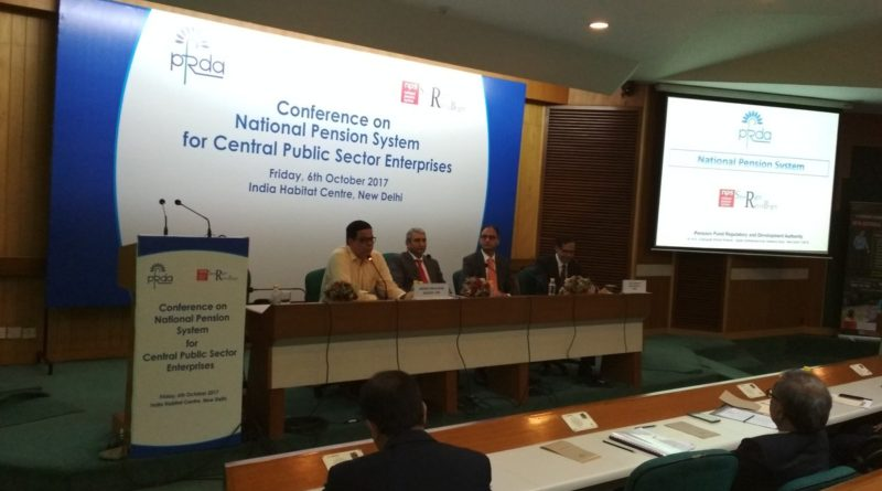 Conference on NPS for Central Public Sector Enterprises