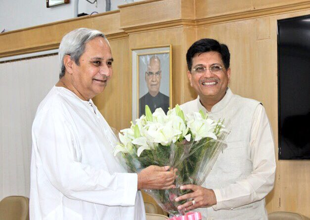 Odisha Chief Minister
