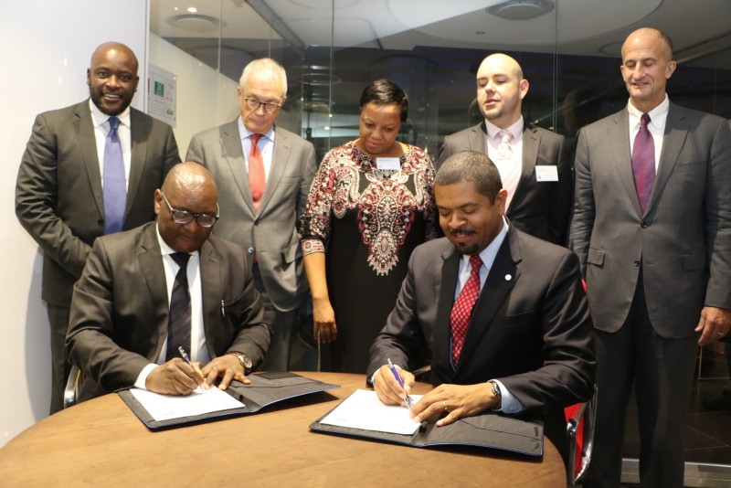 The Gauteng Province and GE Sign MoU on Advance Economic Development