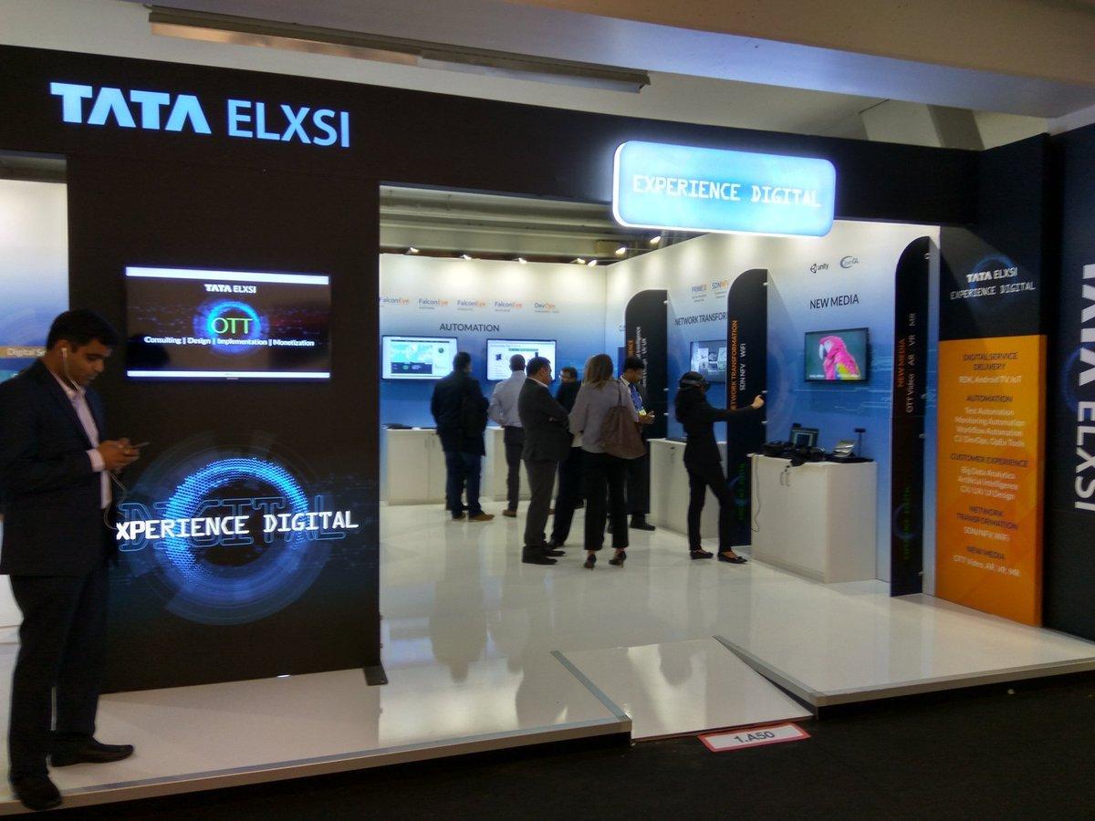 Unity-Tata Elxsi partnership