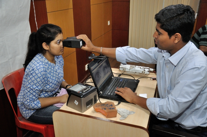 linking of Aadhaar card with mobile number