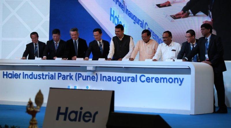 Haier inaugurates first Industrial Park in Ranjangaon