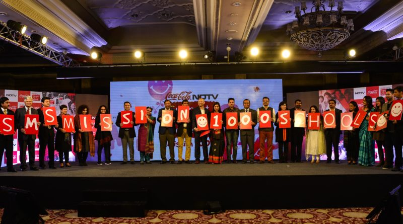 AIF, Coca-Cola India launch 'SMS Mission Recycling'
