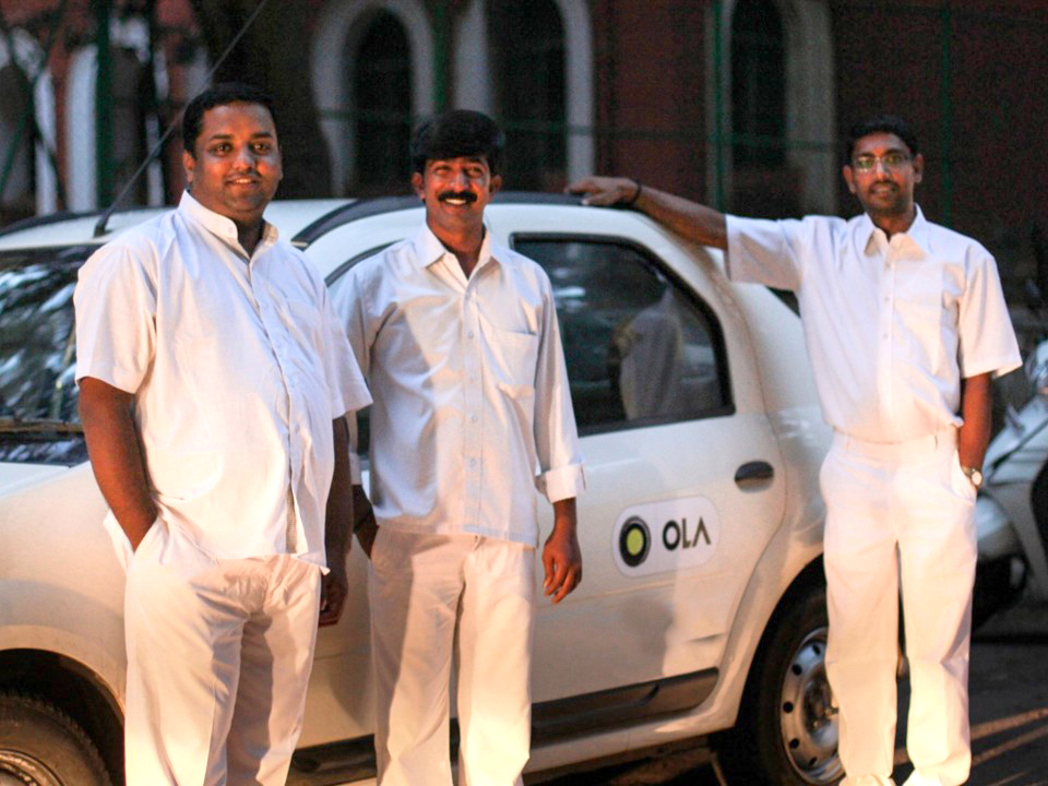 Ola Driver Partners