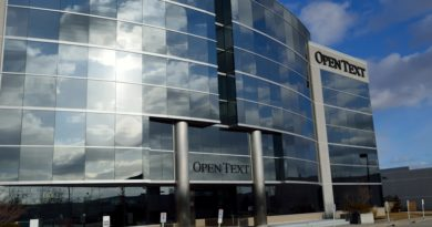 OpenText RH Office Building
