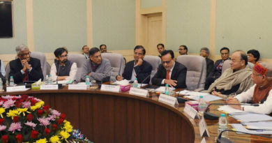 Jaitley holds his 5th Pre-Budget Consultation Meeting with the leading Economists