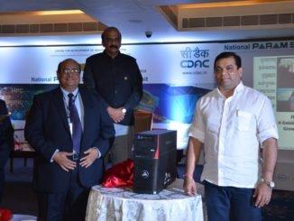 C-DAC launches PARAM Shavak-VR supercomputer