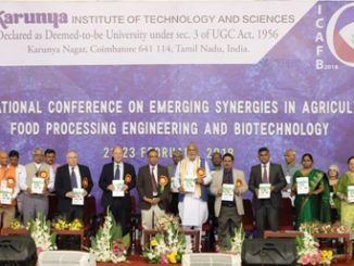 Emerging Synergies in Agriculture, Food Processing and Biotechnology