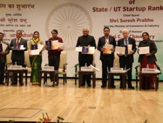Launch of Startupindia Ranking Framework
