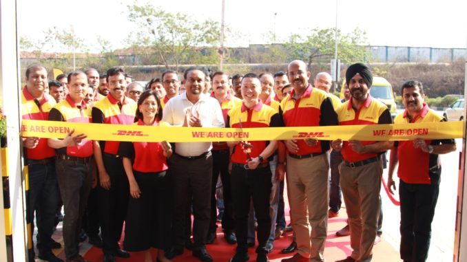 DHL launches first Service Center in Goa