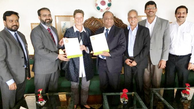 bauma CONEXPO INDIA and iCEMA sign a Cooperation Agreement