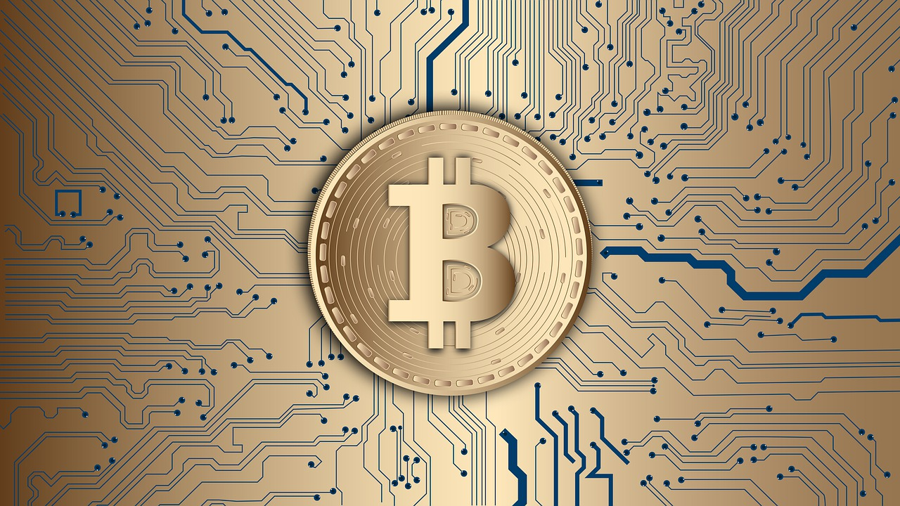 Blockchain Money Cryptocurrency Technology Currency Bitcoin