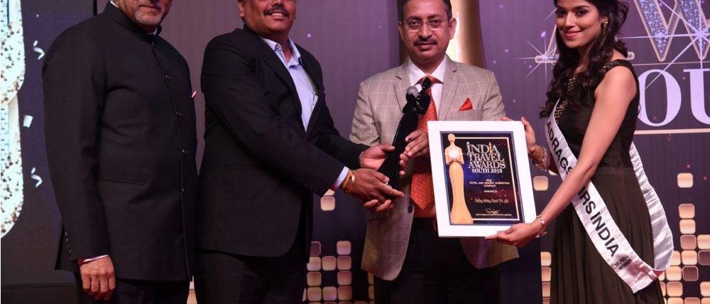 Sterling Holiday Resorts Ltd. receives ITA Awards South 2018