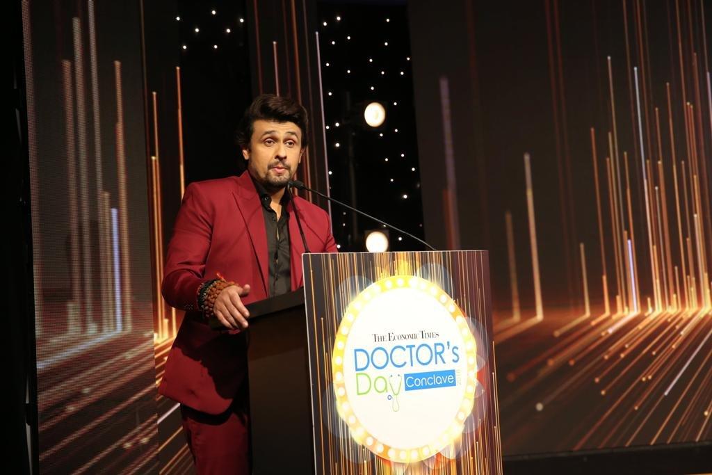 Singer and Actor Sonu Nigam